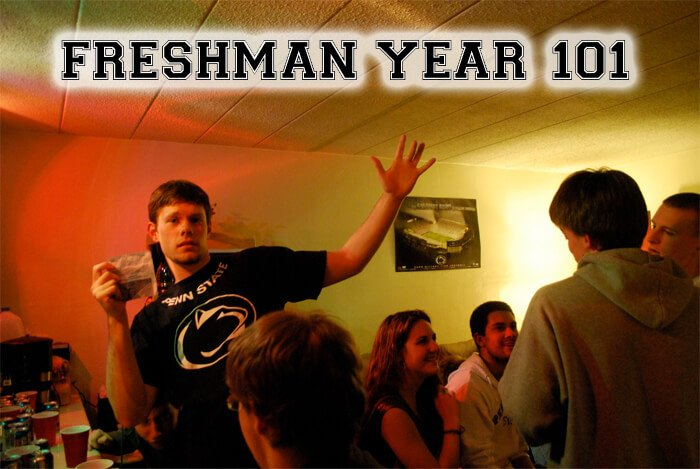 Surviving Freshman Year 101