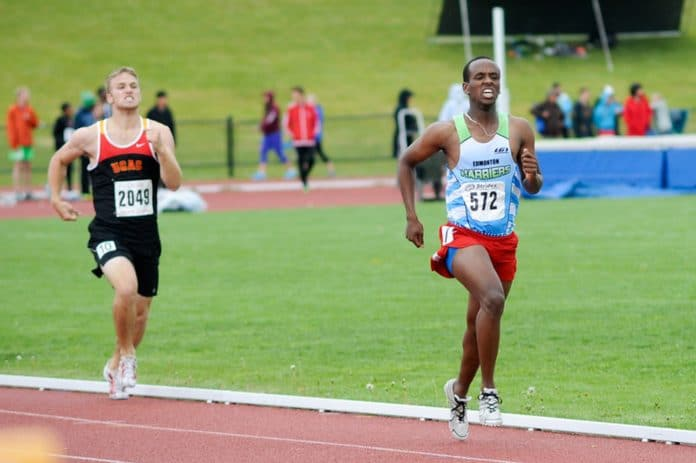 Anwar Abdi | Track and Field