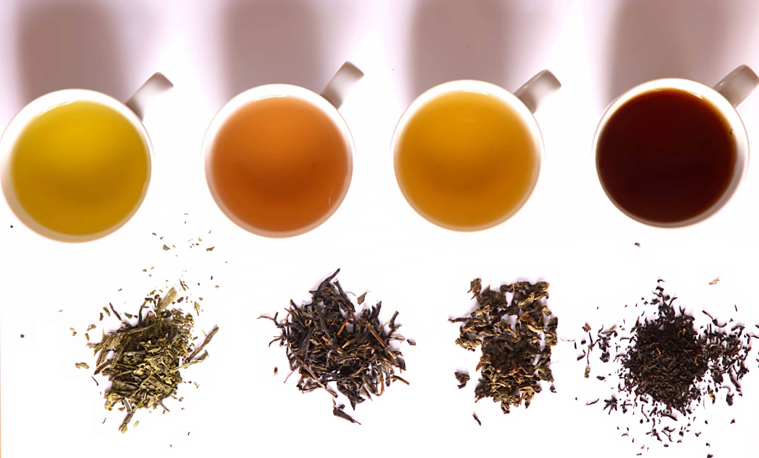 3 Teas That Melt Fat