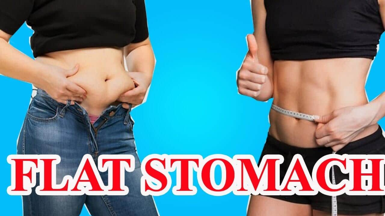 The 10 Best Ways to Get a Flat Stomach