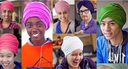 Turban Day 2017 at the university of Windsor