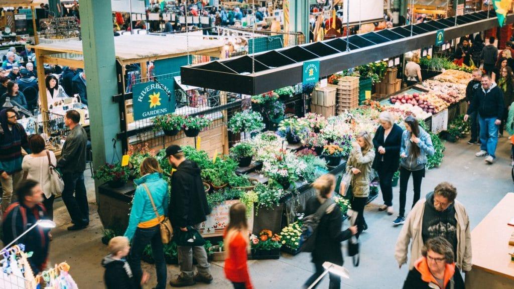 Old Strathcona Farmers Market