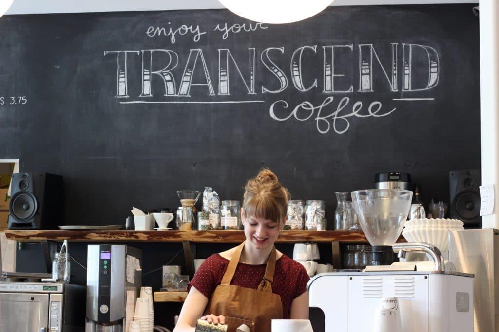 Transcend Coffee