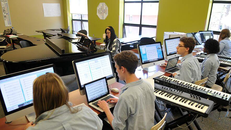 Top music university in USA
