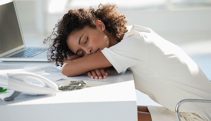 5 Reasons Why You're Always So Tired