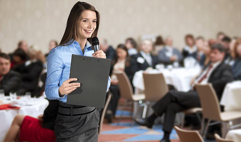 Corporate Event Coordinator