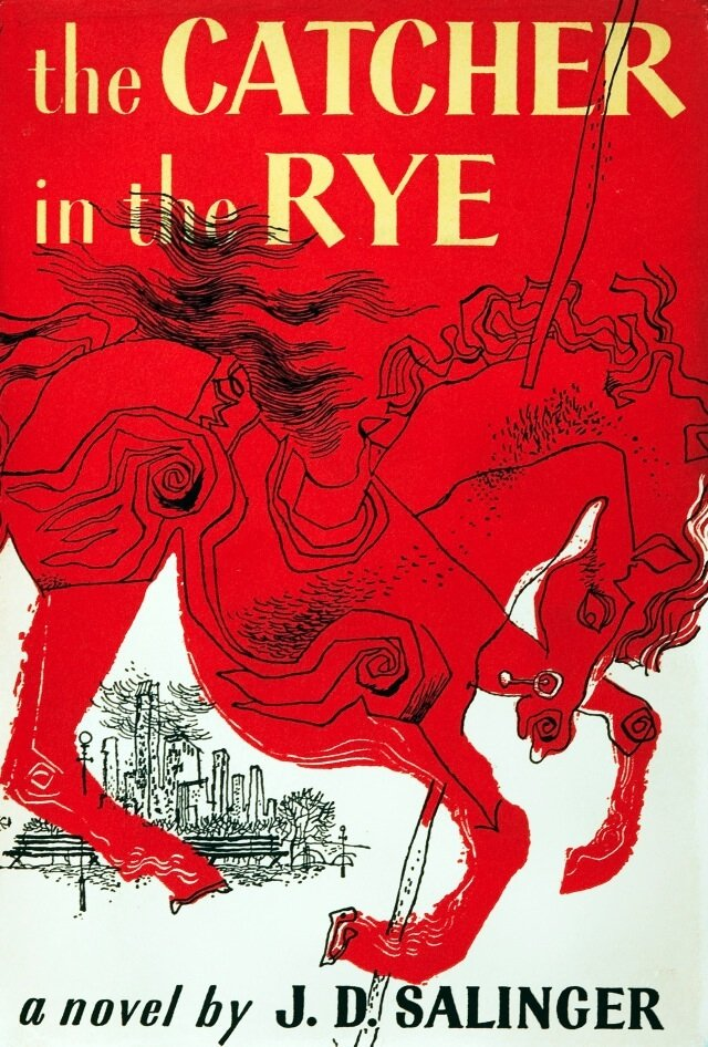 The Catcher in the Rye- J. D Salinger