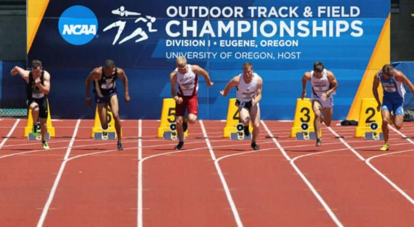 Top Track And Field Universities