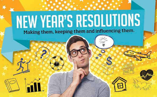 New Year's Resolutions For Students
