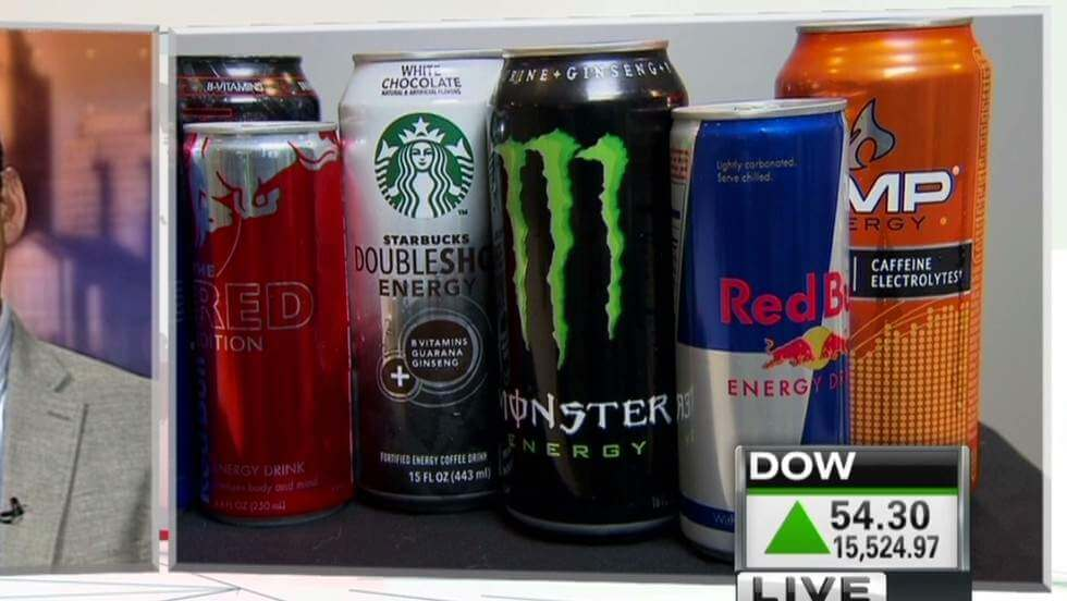 Drinking Energy Drinks May Harm You