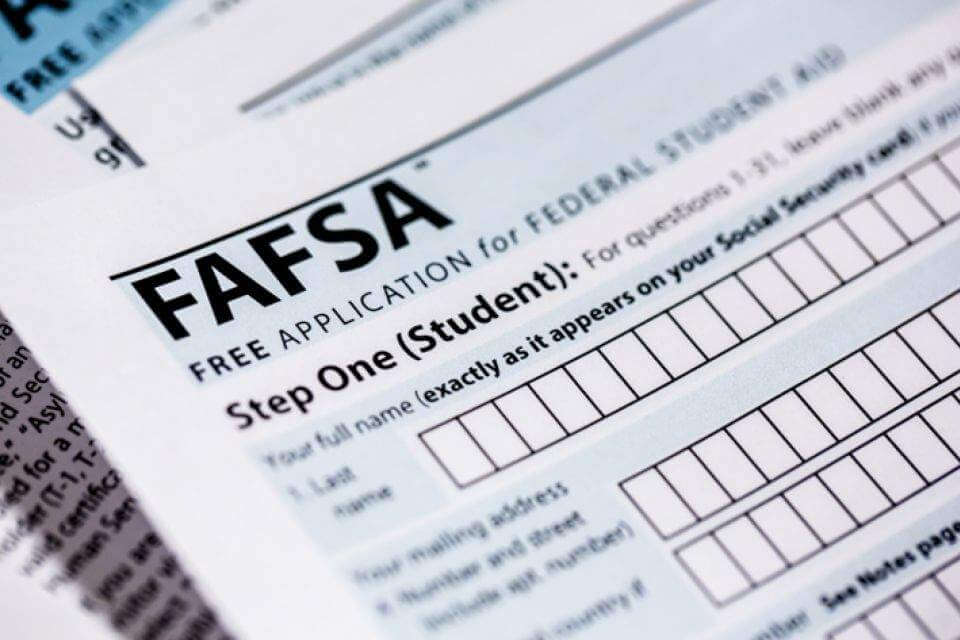 Student Guide for FAFSA 2018