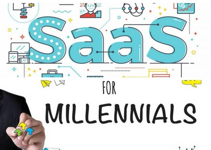 SaaS for millennials