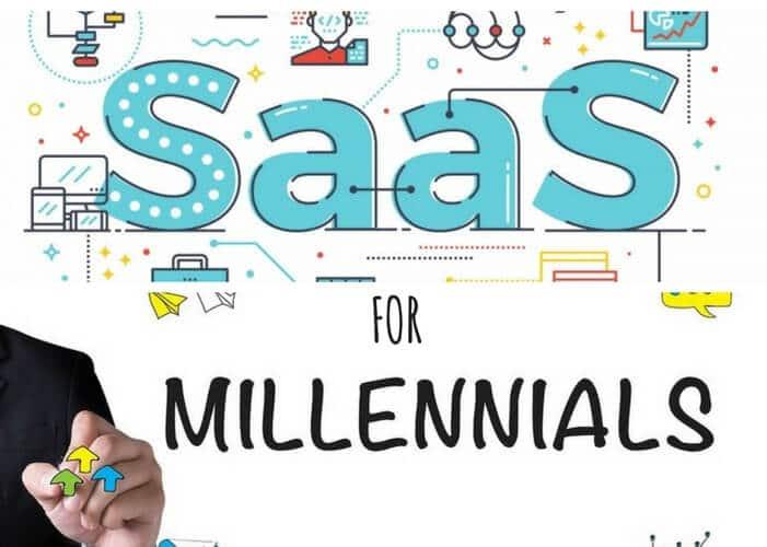 SaaS for millennials