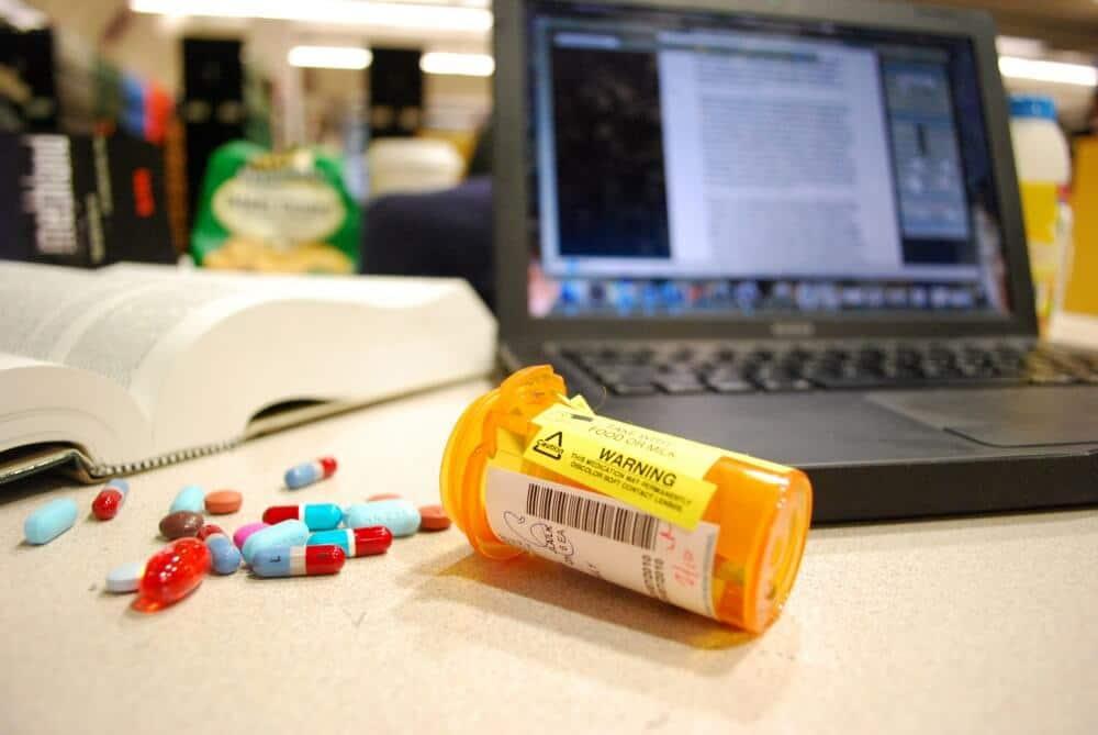 Student Study Drugs