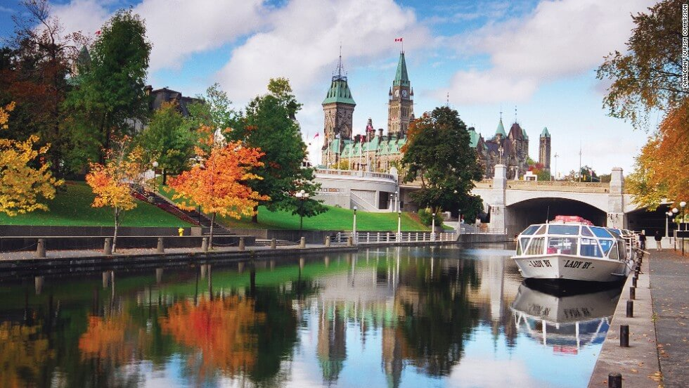 The Most Beautiful Cities In Canada 2018