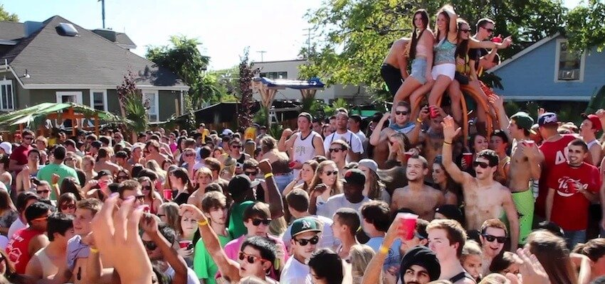The Best Party Schools In America 2018
