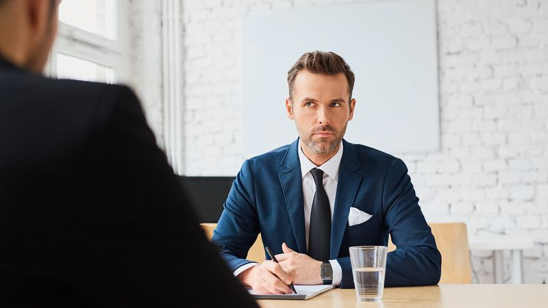 10 Common Mistakes in Job Interviews