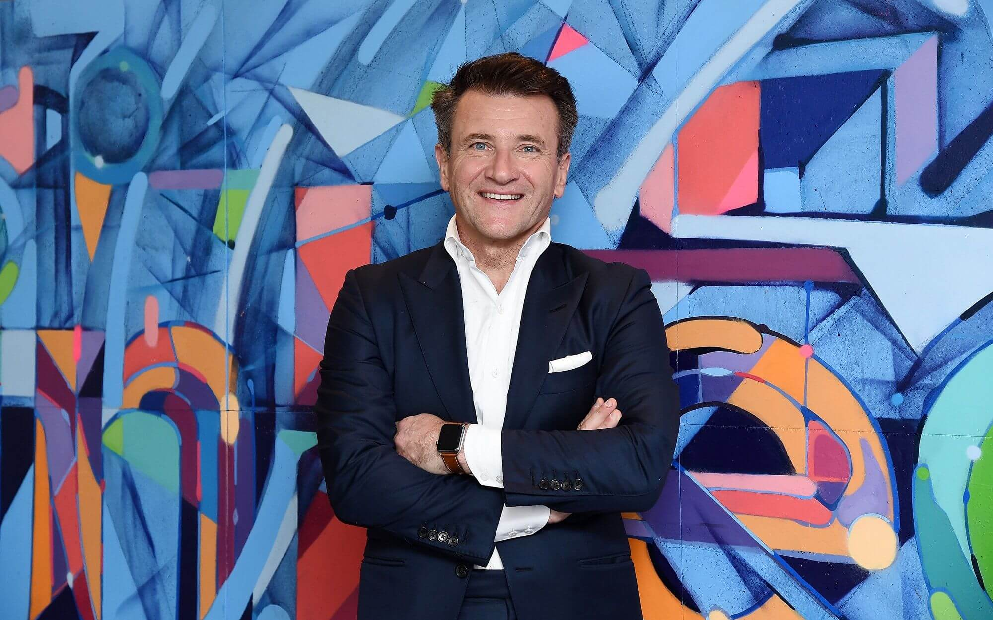 'Shark Tank' star Robert Herjavec