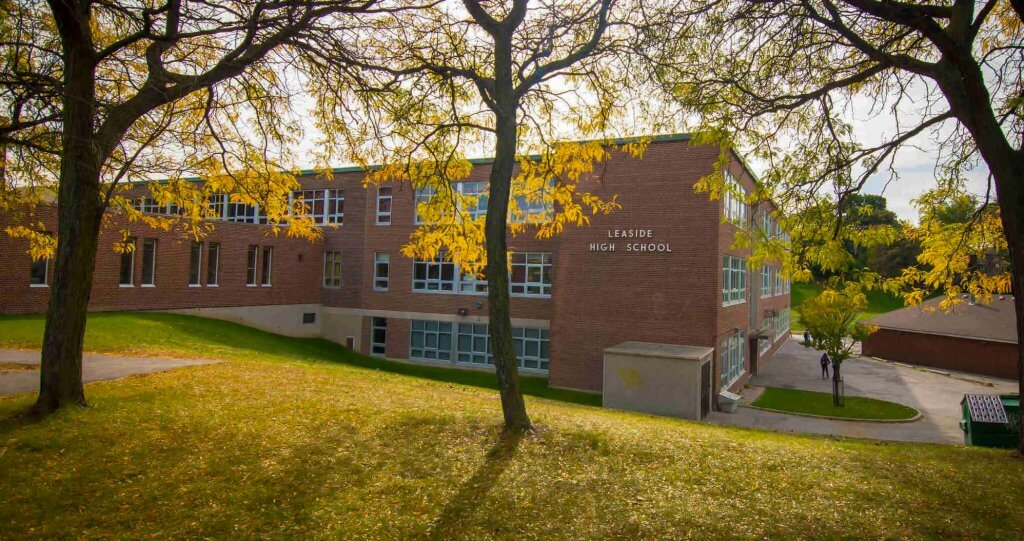 Leaside secondary school