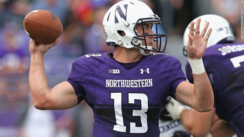 Northwestern University football