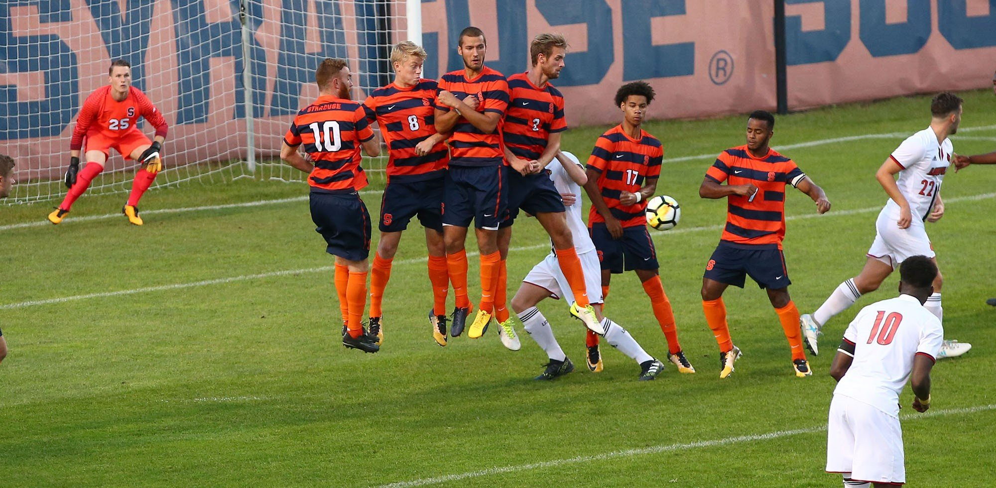 syracuse university men soccer