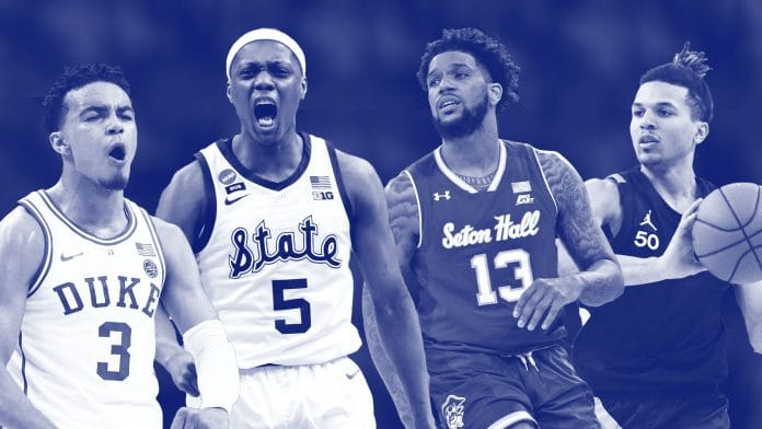 Best Colleges For Men's Basketball 2020