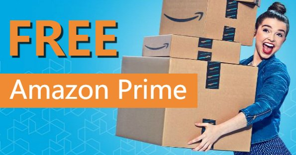 College Students get Amazon Prime for FREE