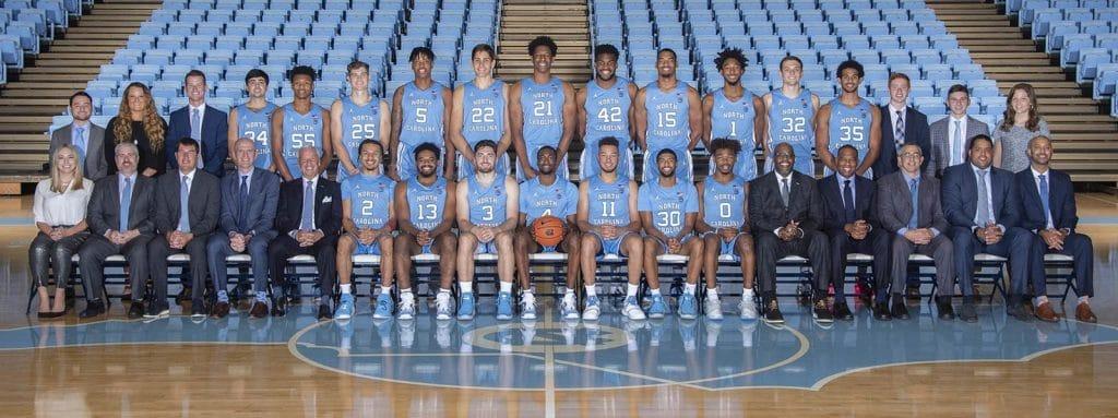 North Carolina Tar Heels men's basketball