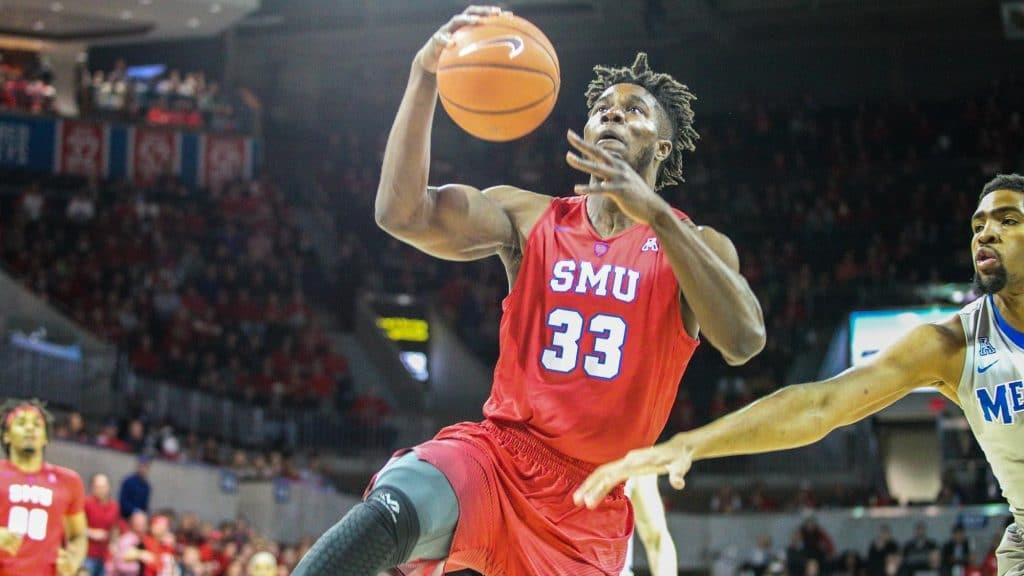 SMU Mustangs men's basketball team