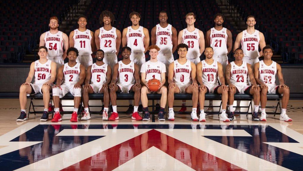 The Arizona Wildcats men's basketball team