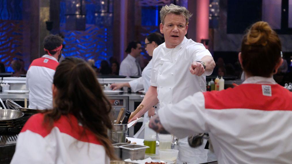 HellS Kitchen Gordon Ramsay Stream