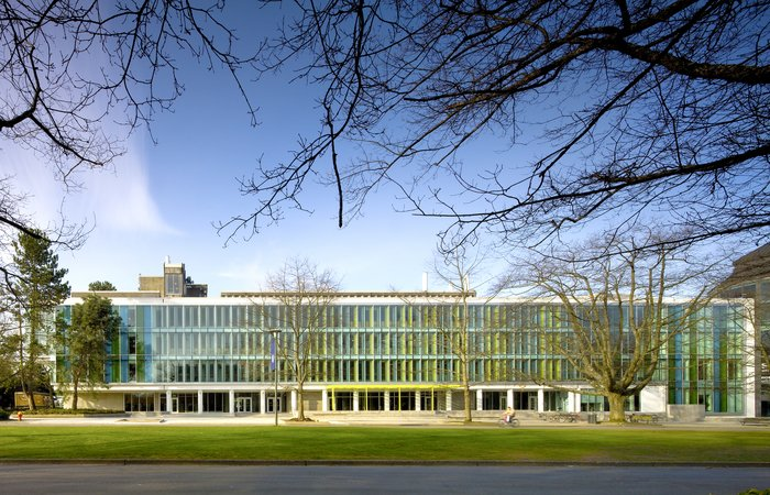 The UBC Sauder School of Business,