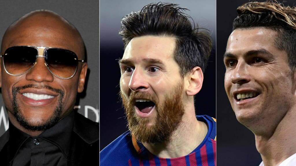The Highest Paid Athletes 2019
