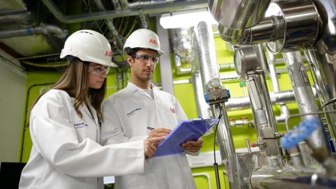 chemical engineering intern