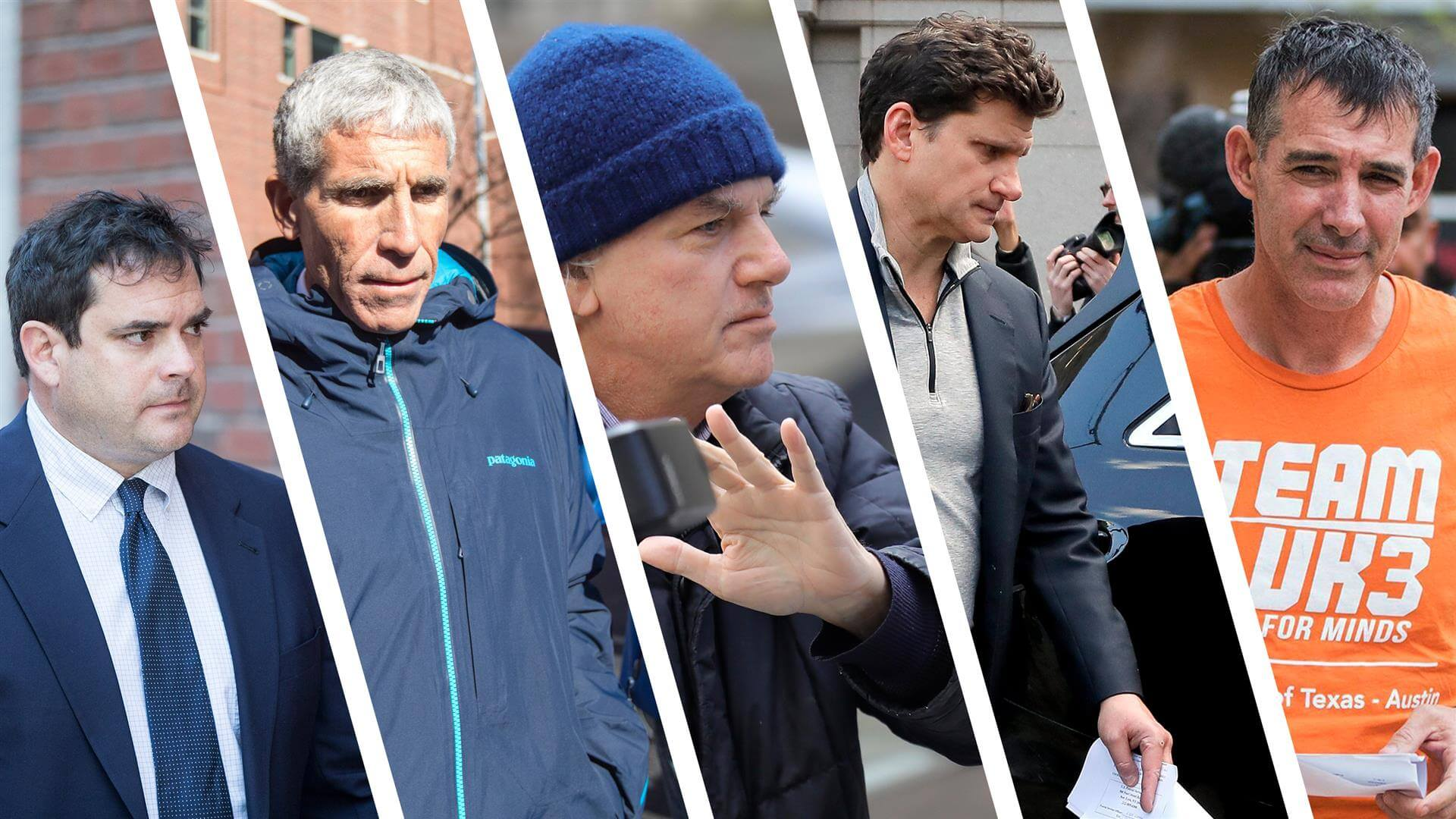 Coaches Involved In College Cheating Admissions Scandal
