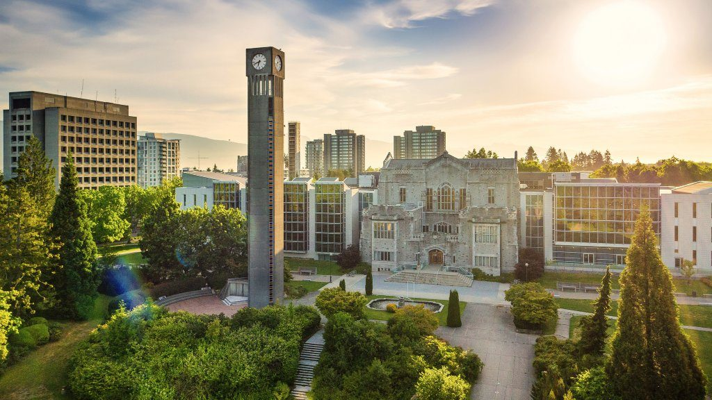 University of British Columbia Campus