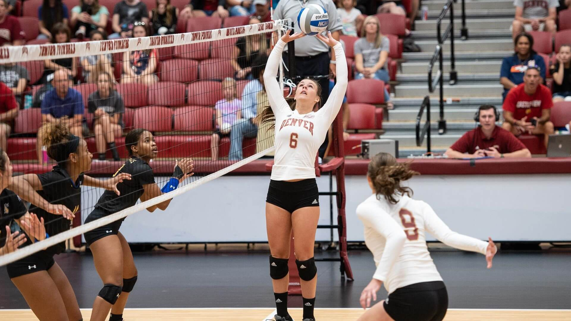 Women's Volleyball - University of Denver