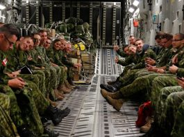 Canadian Armed Forces members