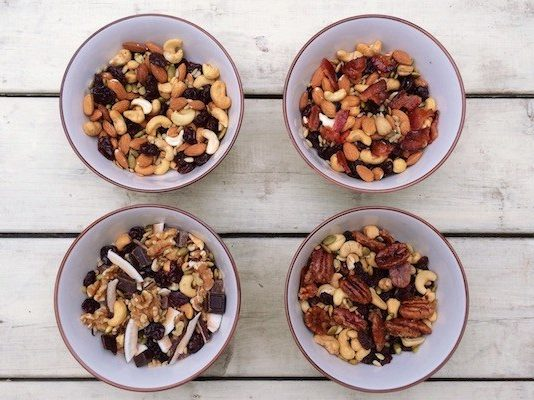 Canadian Trail Mix
