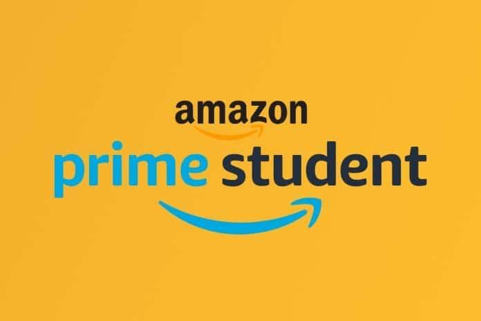 Amazon Prime Student membership
