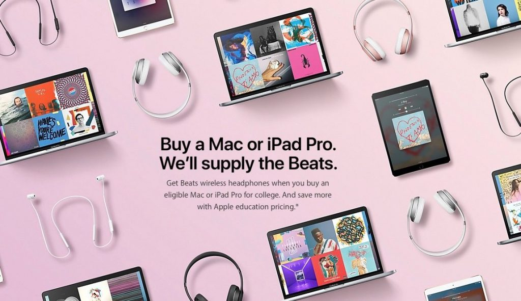 Apple discounts and bundles