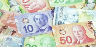 National Average Salary Canada and Provinces