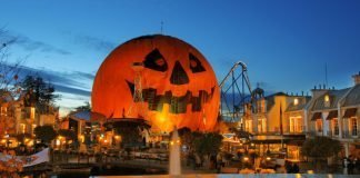 The Best Places for Halloween 2019