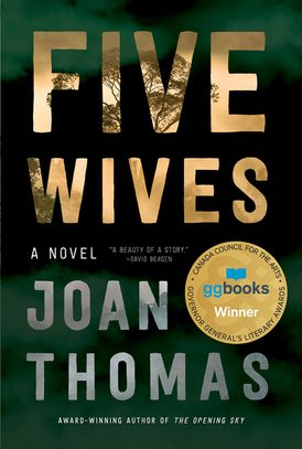 Five Wives, Joan Thomas 🇨🇦