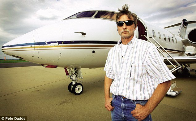 Airplane repossession