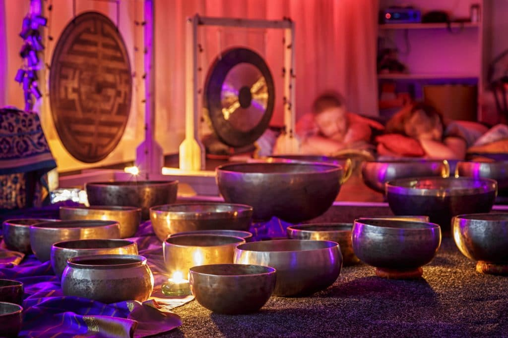 Sound Bath Healing