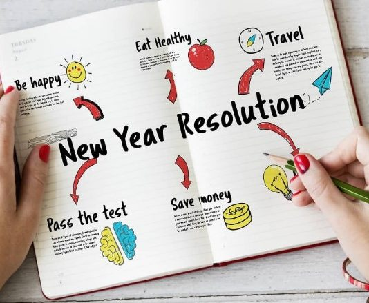 New Year's Resolutions For Students 2020