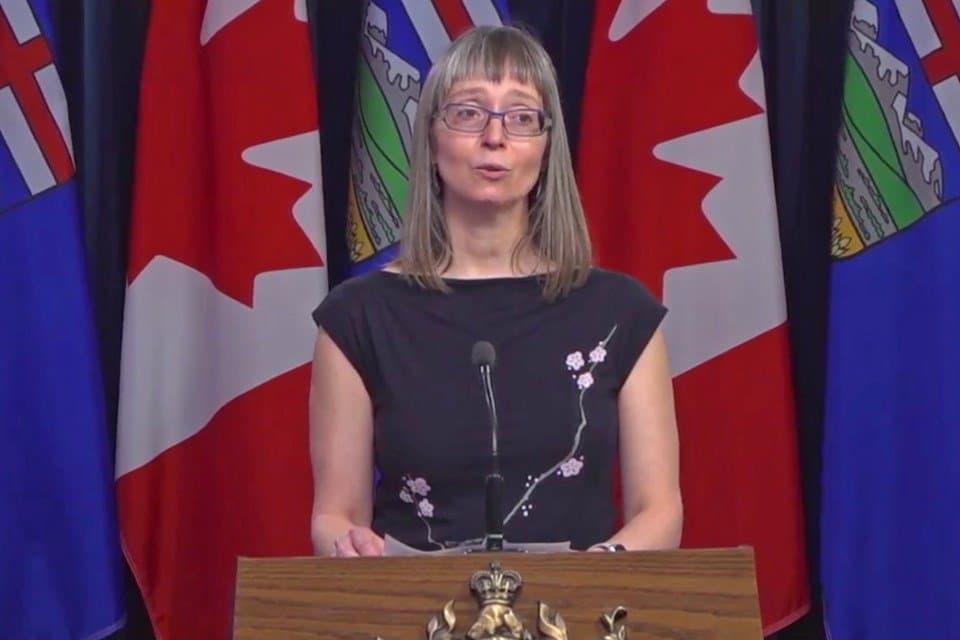 Alberta Chief Medical Officer