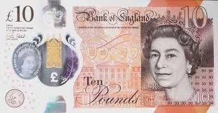 10 British Pound Sterling