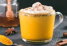 Turmeric With Coffee